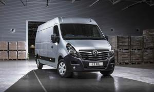 Vauxhall reveals new Movano van