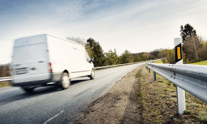 New van registrations soar in August