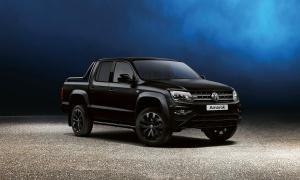 Volkswagen reveals exclusive Amarok Black Edition