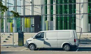 Volkswagen unveils its first electric van