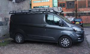 Protecting Your Van Against Tool Theft