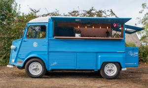 Vantrepreneurs: Chris and Simon Ross, The Slow Gin Van