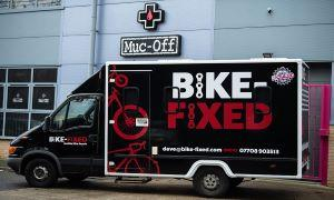 Vantrepreneurs: Dave Crombie, Bike-fixed