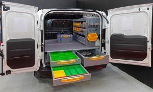 Tidy Tips – Keeping Your Work Van Organised