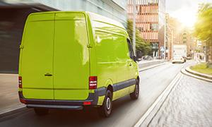 Green Driving – Tips for Reducing Your Van's Carbon Footprint