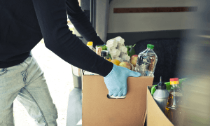 Safeguarding van driver health and wellbeing