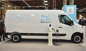The Van Insurer highlights steady but slow switch to electric