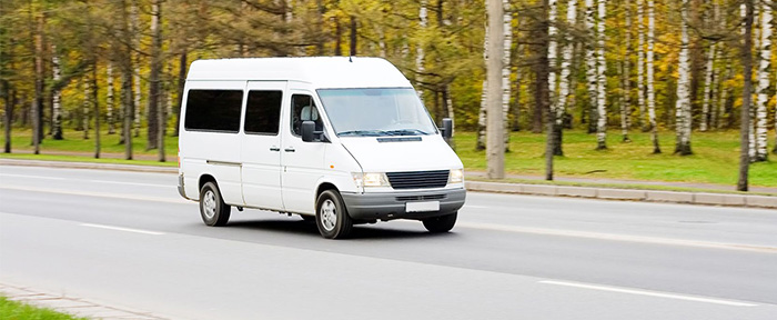 Get cheap minibus insurance with The Van Insurer