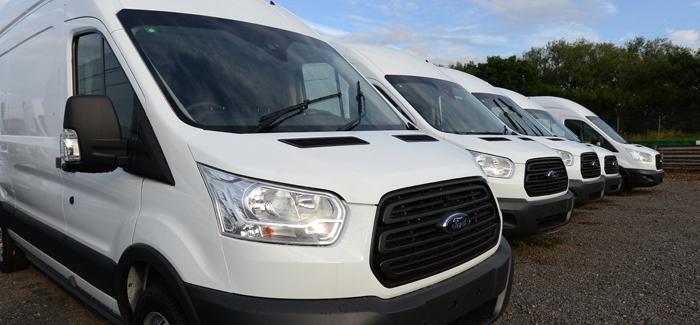 Company Van Insurance Quotes | The Van Insurer