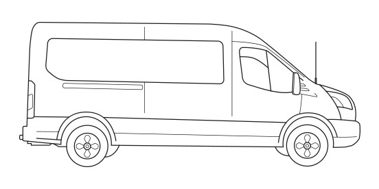 Van illustrations 3
