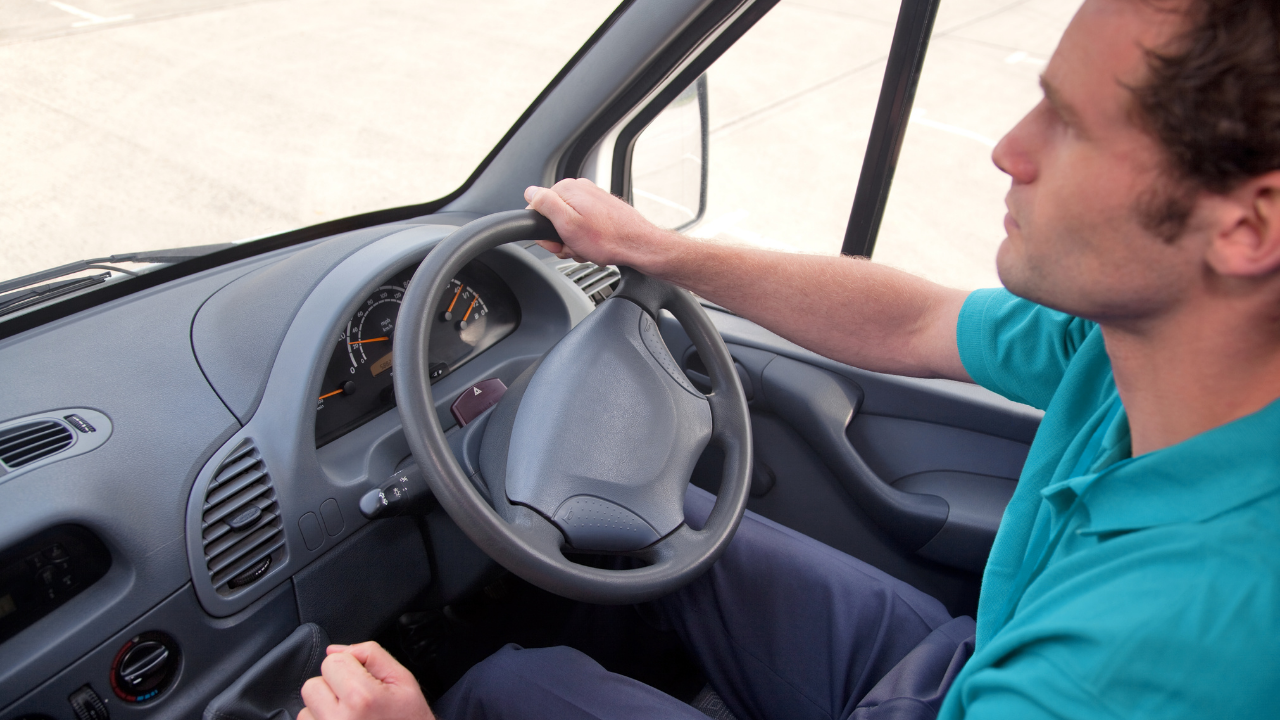 man-driving-van