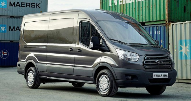 Ford Transit Insurance - Vanarama Insurance Services