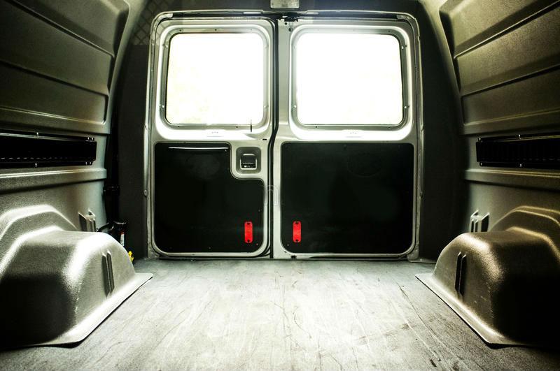 theft van
