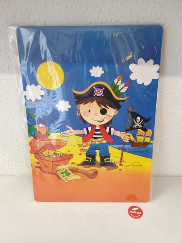 Pinyata blava pirata (buida)