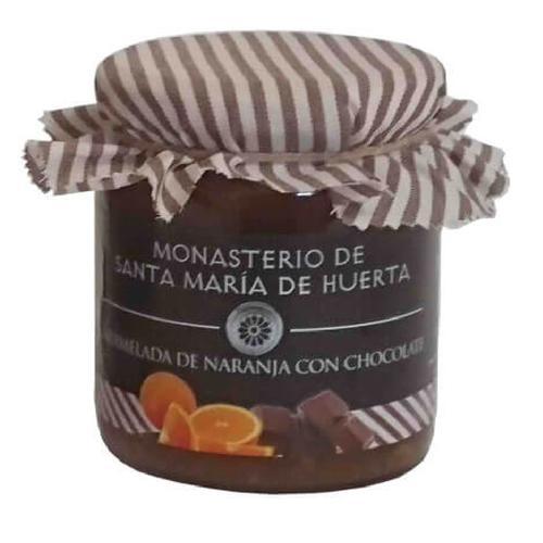 Mermelada de Naranja con Chocolate - Lote de 4 botes