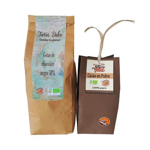 Cocina con cacao