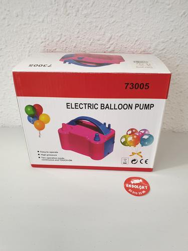 Màquina d'aire eléctrica per inflar globus