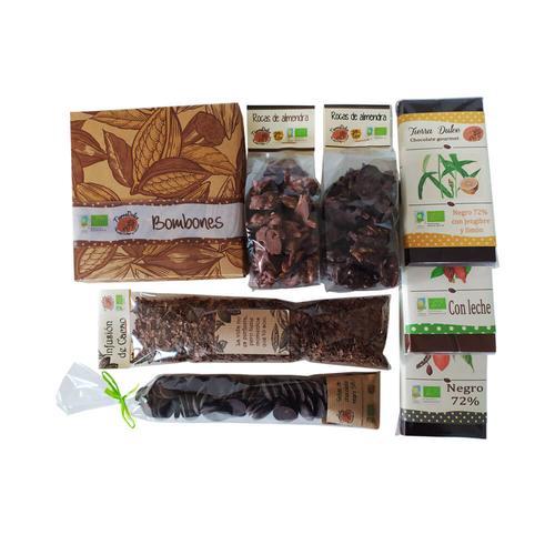 Gran Pack chocolatero