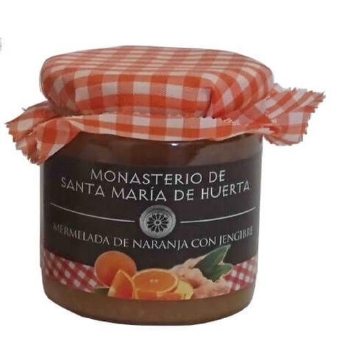 Mermelada de Naranja con Jengibre - Lote de 4 botes