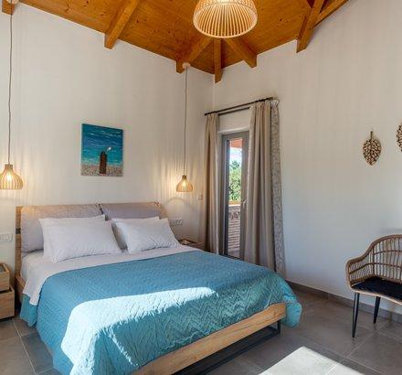 Υπνοδωμάτιο Superior Βίλας με διπλό κρεβάτι