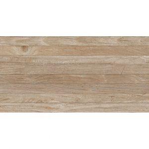 אריח קרמיקה לחיפוי בסגנון עץ תוצרת ספרד מגיע בגימור מט 32X62.5