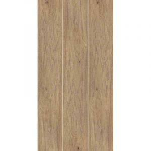 אריח גרניט פורצלן דמוי פרקט R10 איטלקי מראה טבעי 100% גימור מט גוון חום 20x120