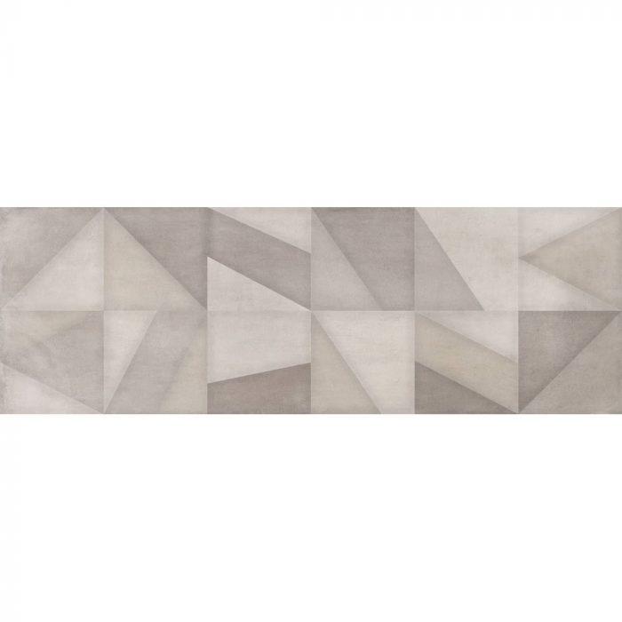 אריח דקור מצויר מקרמיקה מצויר לחיפוי קירות תוצרת ספרד 30x90
