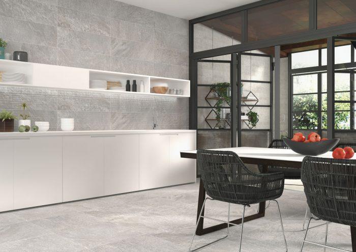 אריח דקור קרמיקה מצויר לחיפוי קירות תוצרת ספרד 30x90