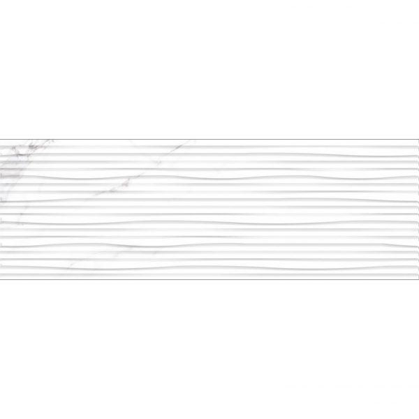 אריח דקור דמוי שיש קרמיקה לחיפוי קירות תוצרת ספרד 30X90