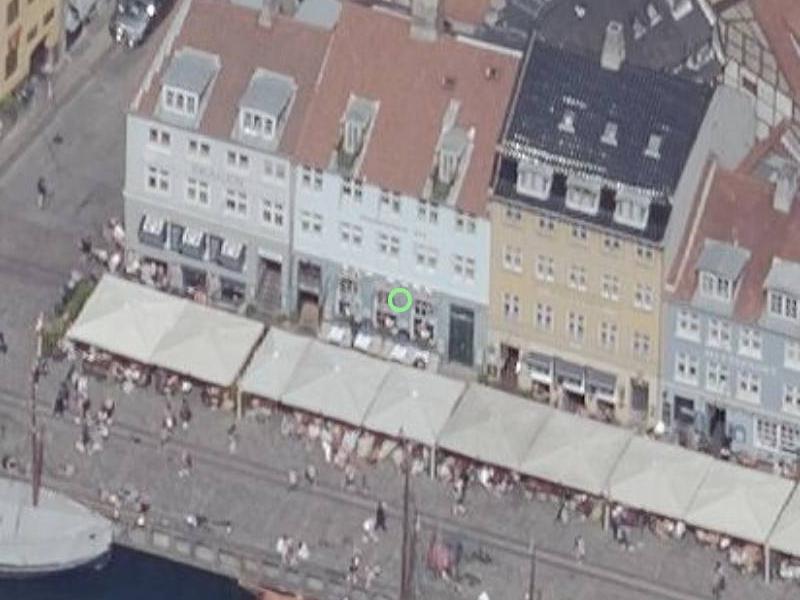 Ejendomsvurderinger på Nyhavn 21, 1. mf