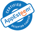 And that makes it 5 in a row as Total AV continues to be rated as a Deceptor Fighter by AppEsteem