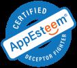 AppEsteem beoordeelt Total AV opnieuw als een Deceptor Fighter