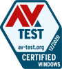 TotalAV sigue siendo certificado por AV-Test