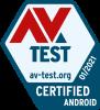 TotalAV for Android certified again by AV-Test