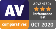 AV Comparatives certifica TOTAL AV como ADVANCED + por su rendimiento