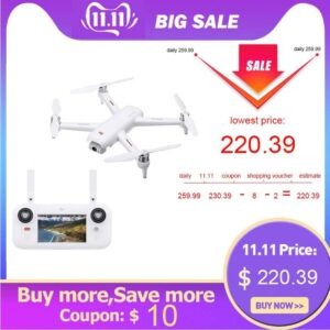 FIMI A3 camera Drone 5.8G GPS A3 Drone 1KM FPV 25 Mins 2axis Gimbal 1080P Camera RC Quadcopter airplane drone accessory kit Hobbies & Interests Remote control toys Toys fd7acb3515ad33fc8f6d6c: EU