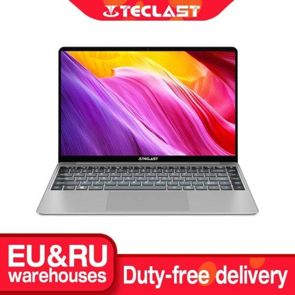 Teclast F7 Plus 14.1″ 8GB RAM 256GB SSD Laptop FULL HD 1920 x 1080 Intel Gemini Lake N4100 Windows 10 Backlit Keyboard Notebook Laptops