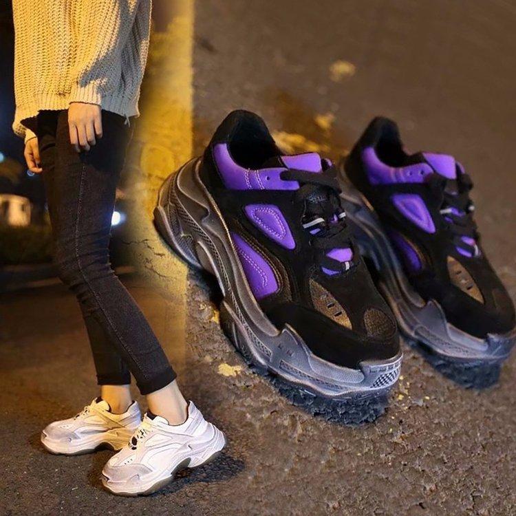Casual Shoes Women Platform Sneakers