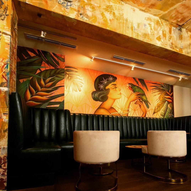 Spanglish Craft Cocktail Bar Miami, Florida