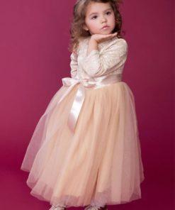 """Плаття для дівчинки святкове """"Зіронька"""". Фатинове плаття.Плаття- це найкращий подарунок для кожної модниці, навіть для самої маленької."""
