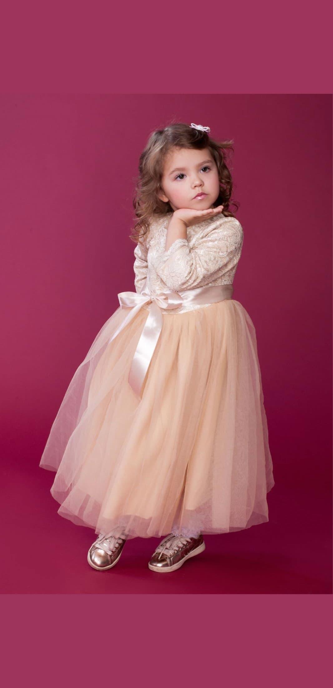 """Святкове плаття для дівчинки """"Принцеса"""" – Tiny Heart Brand ... 6bd89cd91a49d"""