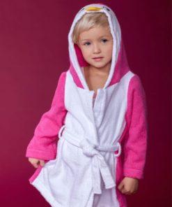 "Дитячий махровий халат ""Лоло"". 100% бавовняна махра."