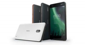 Nokia 2——4100mAh大电量的入门机型