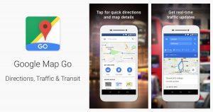 轻量版的Google地图——Google Map Go在Play Store上线