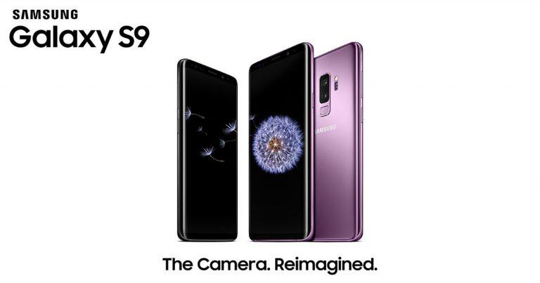 Samsung Galaxy S9 正式亮相,外观不变但规格大跃进!