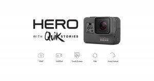 GoPro 推出入门级运动相机 —— GoPro Hero
