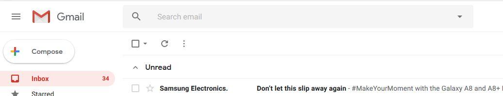 【更新:将在10月全面施行】Gmail网页版迎来大更新,界面更直觉操作更直观 1