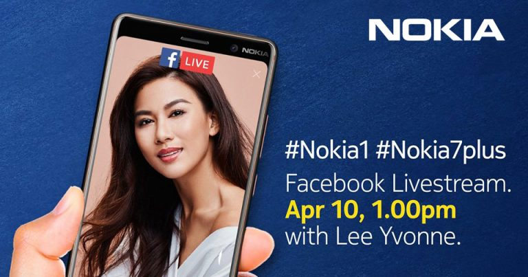 Nokia 7 Plus 和 Nokia 1马来西亚发布时间敲定