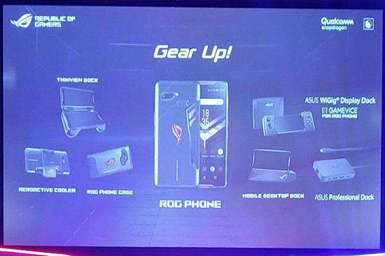 直击Asus ROG Phone发布会,精心打造誓要颠覆您的游戏体验 15