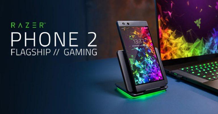 为顶级电竞体验而打造的Razer Phone 2正式登场!